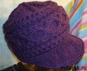 вязание,шапки,спицы,своими руками,одежда,рукоделие