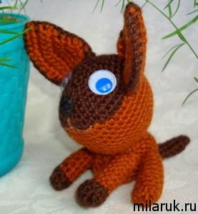 игрушки,ручная работа,сделай сам,вязание для детей,сувенир своими руками