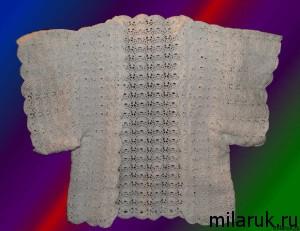 летняя одежда,своими руками,вязаный жакет,узоры крючком,женская одежда,интернет магазин рукоделия, продается