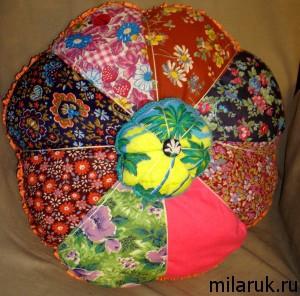 поделки, своими руками,идеи для рукоделия,декоративные подушки