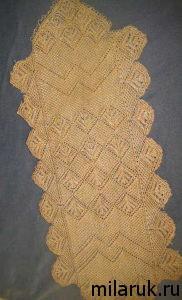 макраме салфетка,изделия сделанные своими руками,идеи рукоделия своими руками,хенд мейд,ручная работа