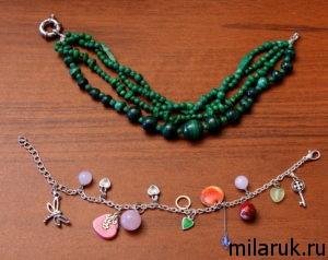 женские браслеты,украшения,своими руками,красивый подарок,как сделать браслет